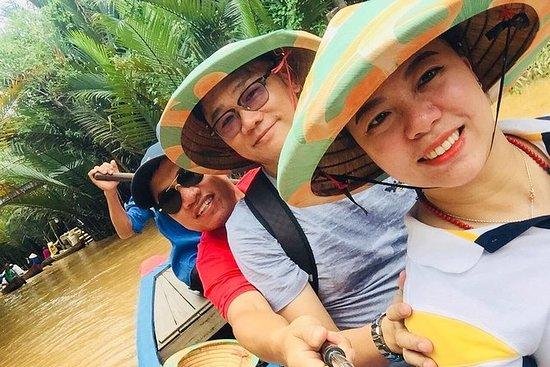 Mekong Detal eendaagse groepsreis