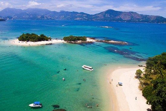 Ilha Grande: visite d'une journée aux...
