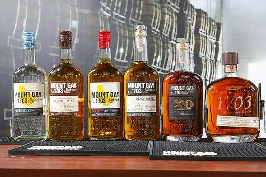 Rum, geschiedenis en natuurlijke ...