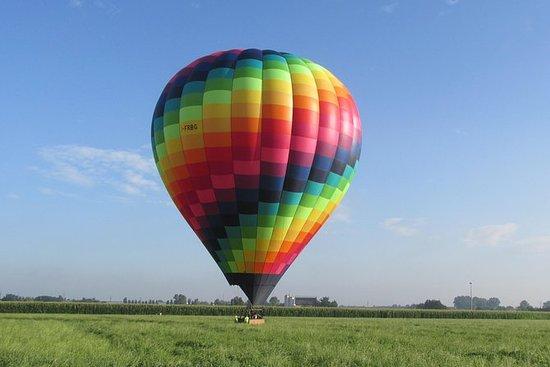 Volar en mongolfiera Milano...