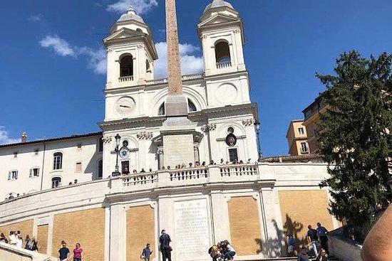 Tour privato di Roma: biglietti salta