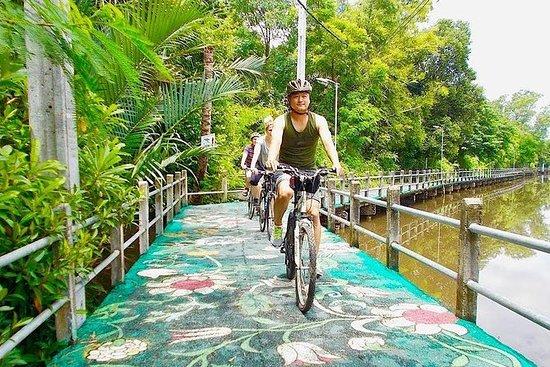 Bangkok's Green Lung Jungle Cycling ...
