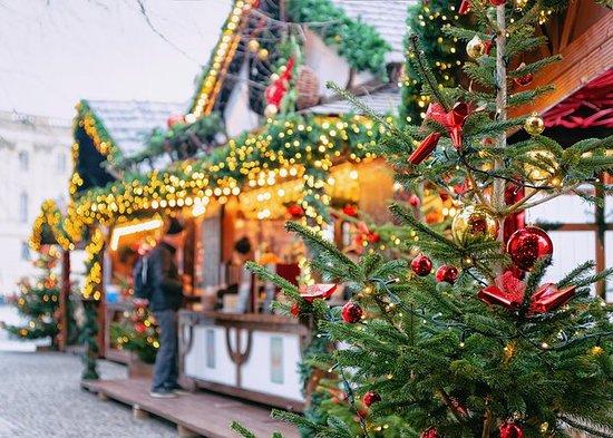 Tyske julemarkeder fra Strasbourg