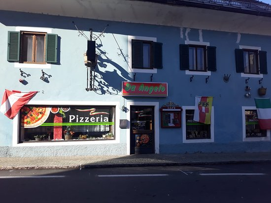 Paternion, Австрия: Pizzeria  trattoria cucina italiana.