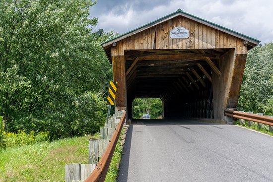 Proctor, VT: Gorham Covered bridge
