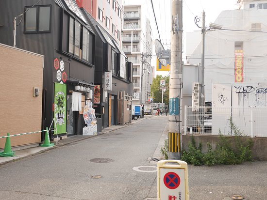 Haruyoshi Riverside-dori Ave.