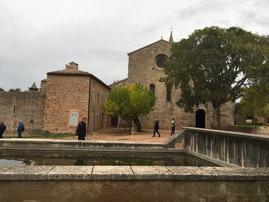 Interesting Cistercian abbey from 1100-1200 century