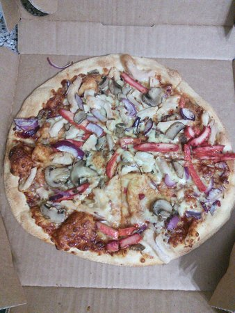 Dominos Pizza Eastleigh 39 Leigh Road2c High St