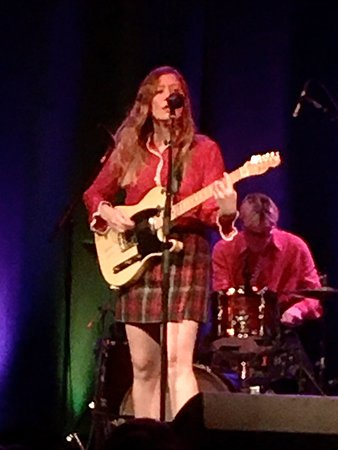 Somerville Theatre: Julia Jacklin in concert