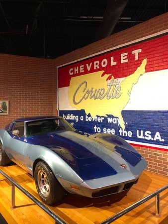 National Corvette Museum >> National Corvette Museum Bowling Green Ky Arvostelut