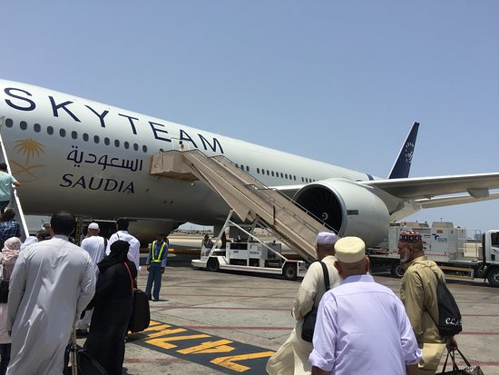 SAUDIA THE BEST - Picture of Saudia Airlines - Tripadvisor