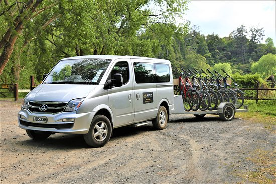 Adventure Bike Hire and Shuttle