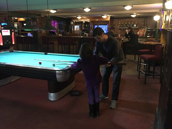 Orton's Billiards & Pool
