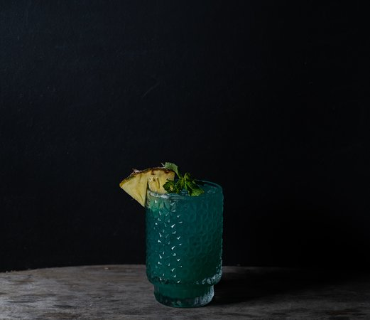 The Atlantide cocktail