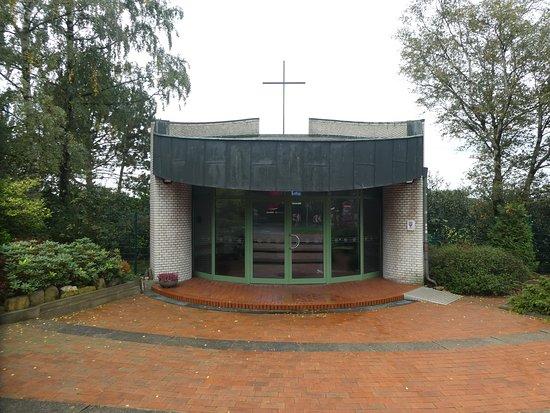 Oekumenische Autobahnkapelle Dammer Berge