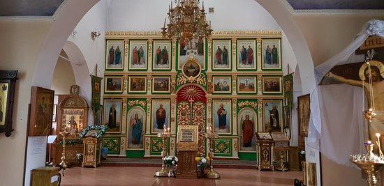 Sava Storozhevsky Temple