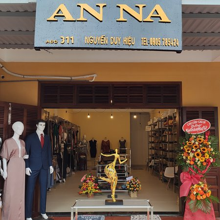 Cloth Shop Anna - Tailors