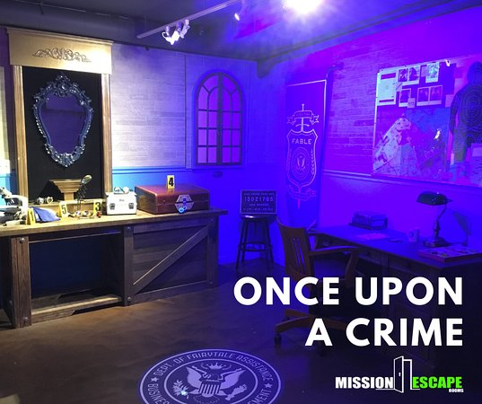 You and your team are members of an elite fairytale crime unit known as FABLE (also known as The Office of Fairytale Assistance Business & Law Enforcement). Difficulty Level: 7/10