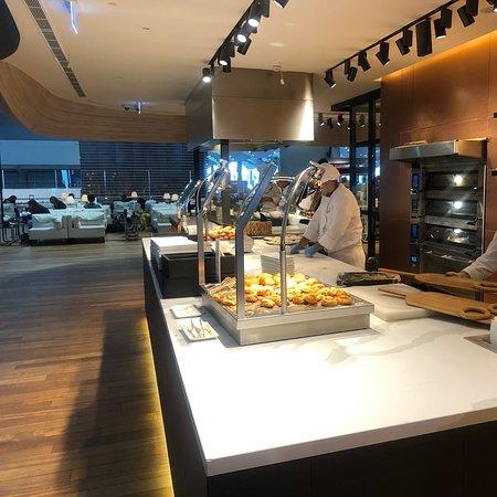 Türk Hava Yolları Business Lounge