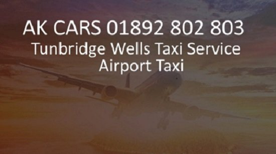 Royal Tunbridge Wells, UK: AK Cars Tunbridge Wells Airport taxi service