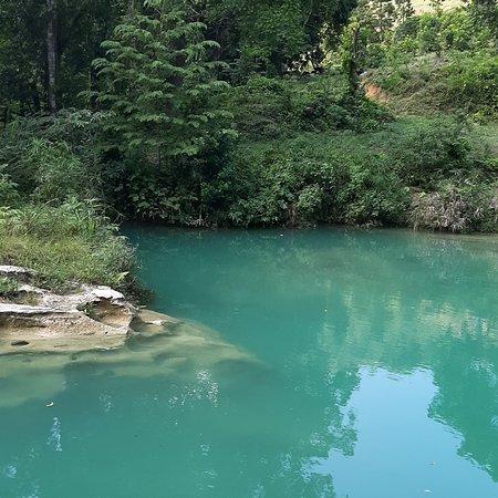 Los Bueyes, República Dominicana: В горах Доминиканы