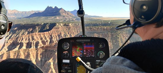 Zion Helicopters Virgin 2019 All You Need to Know BEFORE