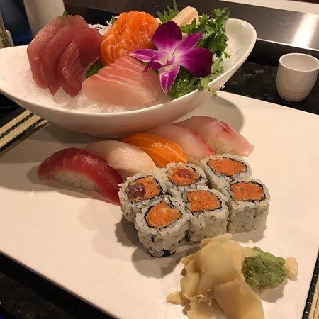 Osawa: Sushi sashimi deluxe