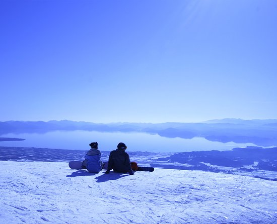 Inawashiro Resort Ski Area
