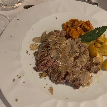 Ottima cena in questo ristorante