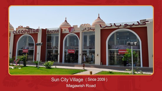 Cleopatra Bazar Sun City Branch