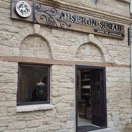 Absheron Sharab Wine Shop