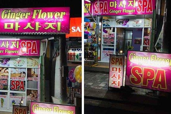 Ginger Flower Spa Hoi An