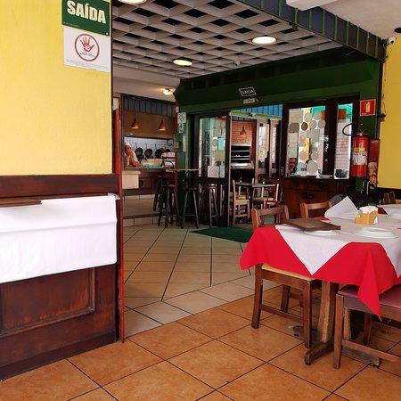 Magic Chicken Restaurante: Almoço