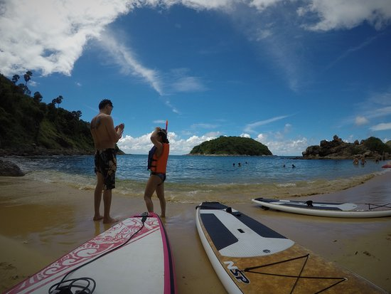 SUP and Snorkel Tour By Paddle Phuket