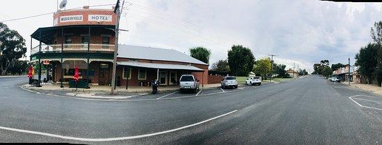Murrayville, Úc: Today