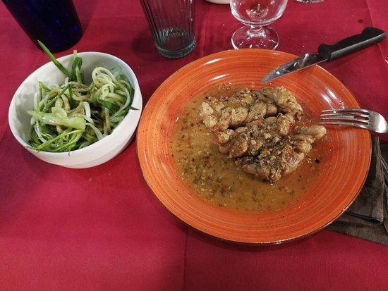 Un buon martedì a cena!!