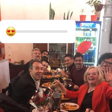 Saenz Peña, Аргентина: Chef amir  Instagram =chef_amir_argentina  Página El Charito  Luis Sáenz Peña 491 Monserrat caba