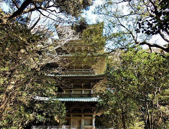 Ryuko-ji Temple Gojunoto