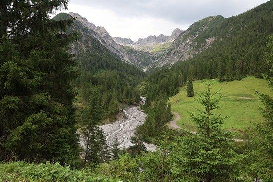 Gramais, Austria: Alps Mountain