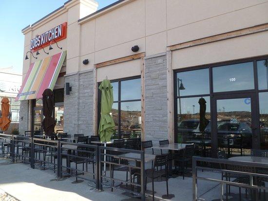 Zoes Kitchen Castle Rock Menu Prices Amp Restaurant