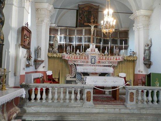 Chapelle Notre Dame de Lavasina
