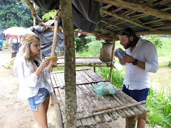 Hakmana, Шри-Ланка: Corn time