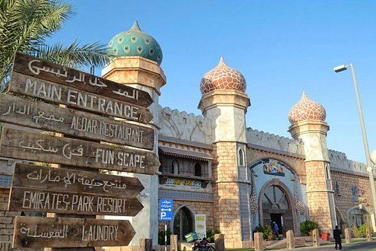 Abu Dhabi City Tour + Emirates Park ...