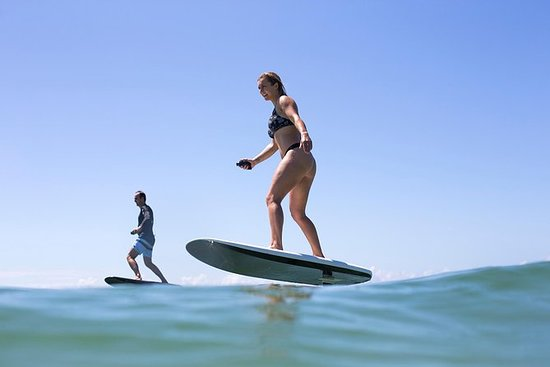 2 hours Electric foil surfboard Fliteboard lessons & tours