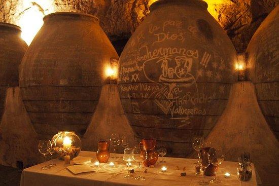 Degustación privada de vinos en una...