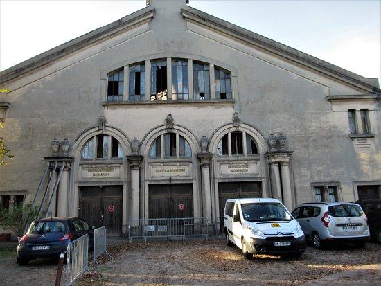 Ancien gymnase Léopold Bellan