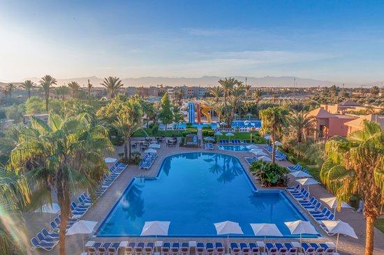 LABRANDA Targa Club Aqua Parc, hôtels à Marrakech