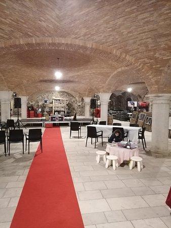 Savogna d'Isonzo, Italy: sala