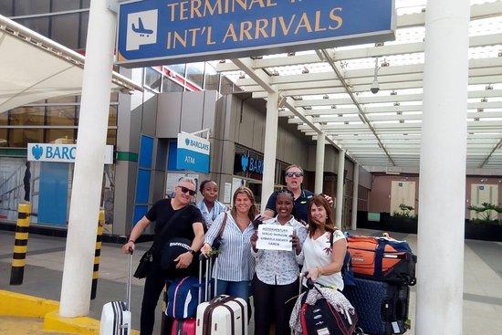 Nairobi Airport Help