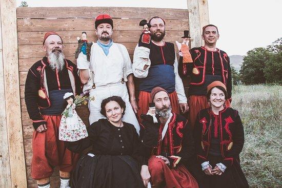 Sevastopol Municipality: Аматорский кукольный театр Гиньоль, г. Севастополь (Théâtre de Guignol)